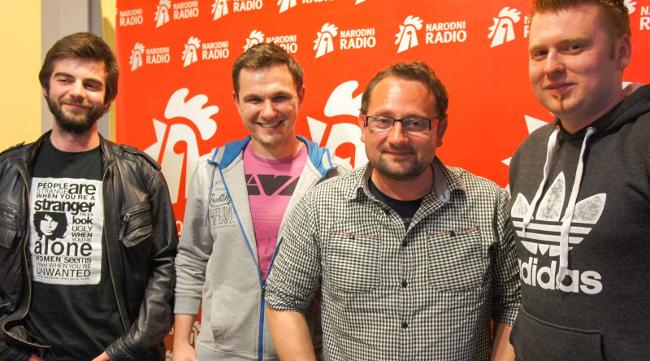 Anonimna Narodni radio Fenomen band 2014